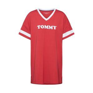 TOMMY HILFIGER Noční košilka  červená