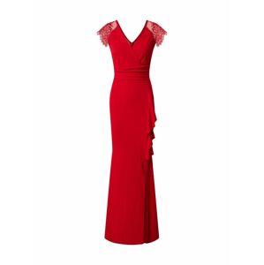 Sistaglam Společenské šaty 'BELMAIN'  červená