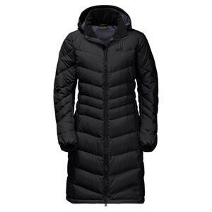 JACK WOLFSKIN Outdoorový kabát 'Selenium'  černá