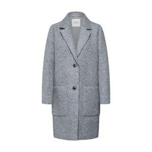 EDC BY ESPRIT Přechodný kabát  světle šedá