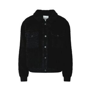 OBJECT Přechodná bunda 'ELLEN'  černá