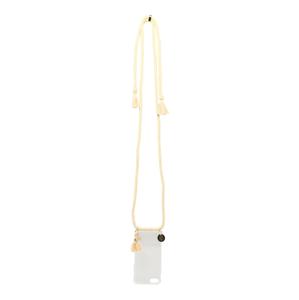 ETUUI Pouzdro na smartphone  krémová / pastelově žlutá