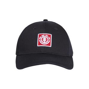 ELEMENT Sportovní čepice  námořnická modř / červená / bílá