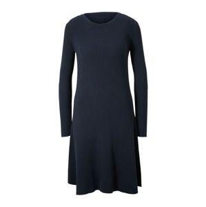 heine Úpletové šaty  marine modrá