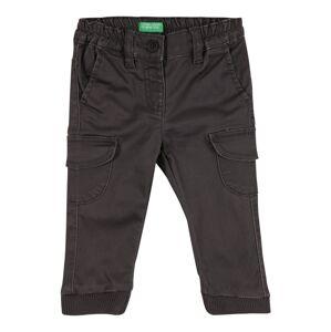 UNITED COLORS OF BENETTON Kalhoty  noční modrá