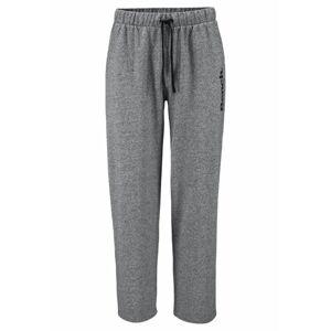 BENCH Pyžamové kalhoty  šedý melír