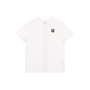 Abercrombie & Fitch Tričko  bílá / černá / nefritová / svítivě zelená