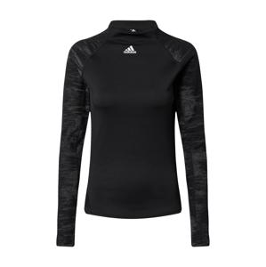 ADIDAS PERFORMANCE Funkční tričko  černá