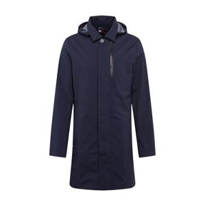 TOMMY HILFIGER Přechodný kabát  noční modrá