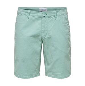 Only & Sons Chino kalhoty  mátová