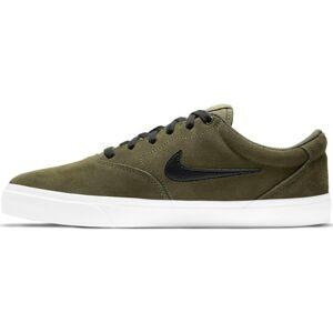 Nike SB Tenisky 'Nike SB Charge Suede'  khaki / černá