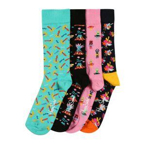 Happy Socks Ponožky 'Volcano Gift Box'  mix barev