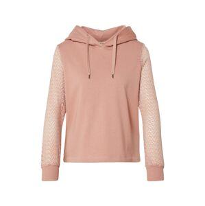 ABOUT YOU Mikina 'Svenja'  pink / růžová