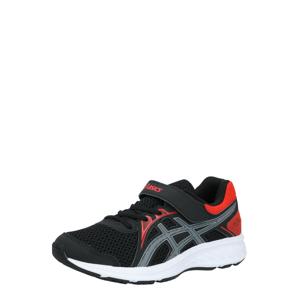 ASICS Sportovní boty 'JOLT 2'  tmavě šedá / černá / světle červená