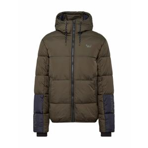 Whistler Outdoorová bunda 'Rafe M Pro-Lite'  antracitová / tmavě modrá