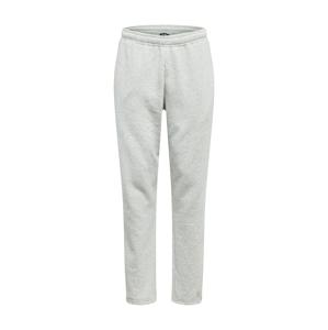 Worst Behavior Kalhoty 'Noc'  bílá / světle šedá
