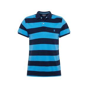 IZOD Tričko  tmavě modrá / světlemodrá