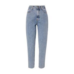 Missguided Chino kalhoty  modrá džínovina