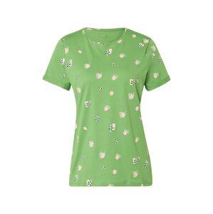 TOM TAILOR Tričko  trávově zelená