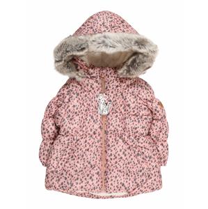 STACCATO Zimní bunda  růžová / antracitová