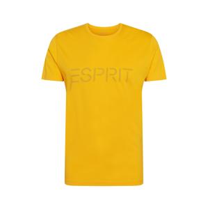 ESPRIT Tričko  žlutá