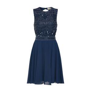 LACE & BEADS Koktejlové šaty 'Collette Skater'  námořnická modř