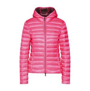 No. 1 Como Přechodná bunda 'Forte'  tmavě šedá / pink / antracitová