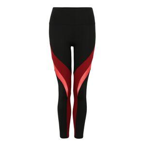 Marika Sportovní kalhoty 'SHAYLA'  červená / černá
