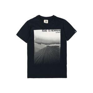 GARCIA Tričko  černá