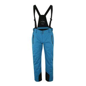 KILLTEC Sportovní kalhoty 'Enosh'  modrá / černá