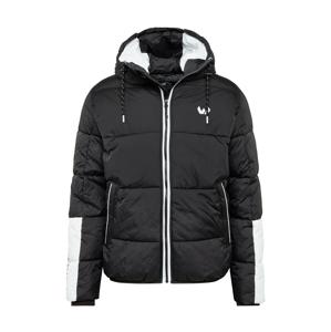 Whistler Outdoorová bunda 'Rafe'  bílá / černý melír