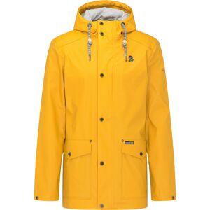 Schmuddelwedda Funkční bunda  zlatě žlutá