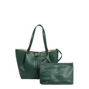 PATRIZIA PEPE Nákupní taška 'Borsa'  zelená
