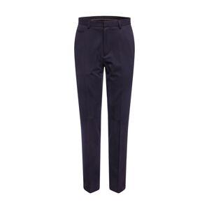 BURTON MENSWEAR LONDON Kalhoty s puky  námořnická modř