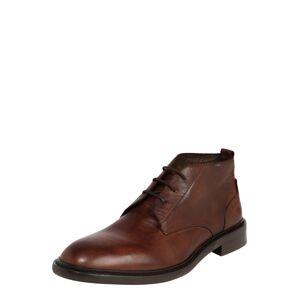 Hudson London Kotníkové boty 'Drey'  měděná