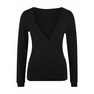 CURARE Yogawear Funkční tričko  černá