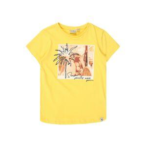 GARCIA Tričko  žlutá
