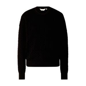 basic apparel Svetr 'Tilde'  černá