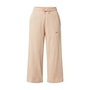 Nike Sportswear Kalhoty  béžová