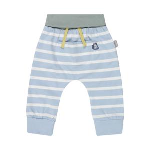 SIGIKID Kalhoty  kouřově modrá / bílá