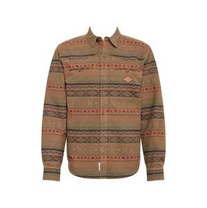 Picture Organic Clothing Funkční košile 'TUCSON'  mix barev / modrá / olivová