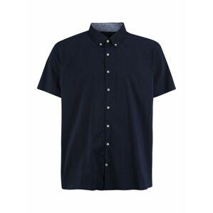 BURTON MENSWEAR LONDON (Big & Tall) Košile  námořnická modř