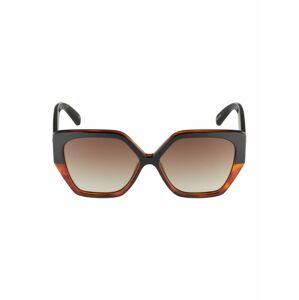 LE SPECS Sluneční brýle 'SO FETCH'  hnědá