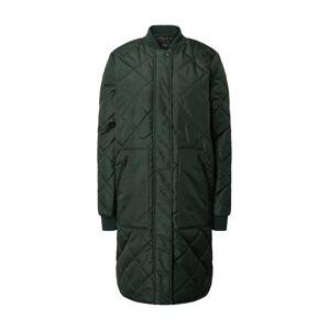 SELECTED FEMME Přechodný kabát 'Natalia'  tmavě zelená