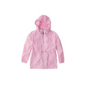 Abercrombie & Fitch Přechodná bunda  růžová