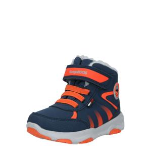 KangaROOS Sněhule 'Drifter'  svítivě oranžová / námořnická modř