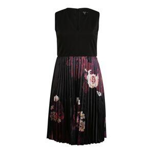 Chi Chi Curve Koktejlové šaty 'Arden'  černá