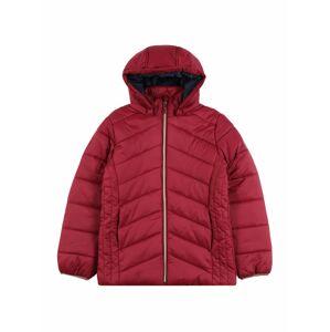 NAME IT Zimní bunda 'Mabas'  karmínově červené