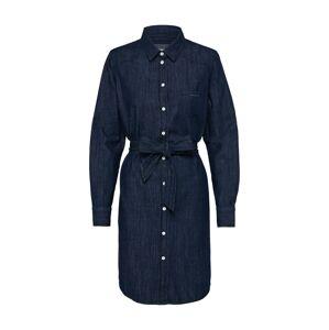 JACQUELINE de YONG Košilové šaty 'Esra'  modrá džínovina