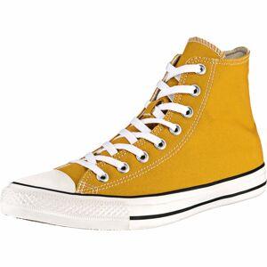 CONVERSE Kotníkové tenisky 'Chuck Taylor All Star'  zlatě žlutá / bílá